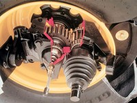 Geared Hubs & Parts