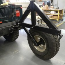 Tire Carriers Archives - RubberDuck 4x4